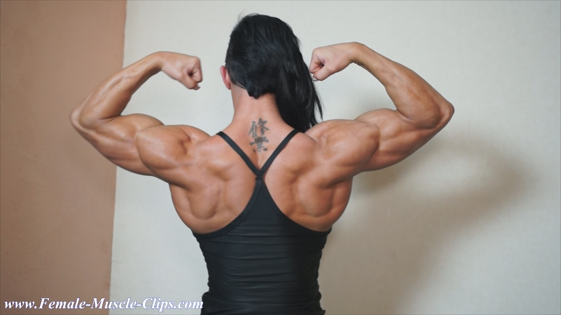 from Morgan muscle girl sex clips