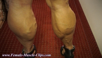 Tempest Muscular Calves, Vol.1 #902