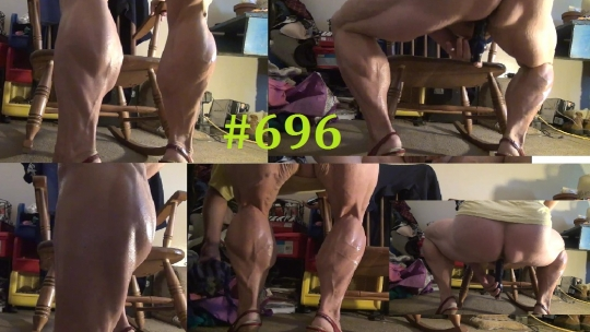 Calves #696, $5.99 (ADULT 18+ ONLY!!)