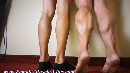 Tempest Muscular Calves, VOL.2 #913